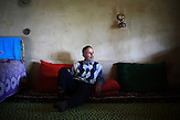 Salim Khamdiev - Er war 14 als er aus seinem Dorf nach Usbekistan deportiert wurde. Erst nach mehr als 60 Jahren konnte er zurückkehren / Salim Khamdiev of Abastumani village was 14 when he was deported to Uzbekistan. Only after more than sixty years of exile, he managed to return to the village of his birth.