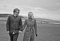Jo & Thomas - Pre-Wedding, Cramond Beach
