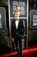 Joe Alwyn attends the 76th Annual Golden Globe Awards at the Beverly Hilton in Beverly Hills, CA on Sunday, January 6, 2019.<br /> *Editorial Use Only*<br /> CAP/PLF/HFPA<br /> Image supplied by Capital Pictures