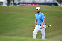 Lucas Bjerregaard (DEN) makes his way to the green on 1 during round 4 of the 2019 Houston Open, Golf Club of Houston, Houston, Texas, USA. 10/13/2019.<br /> Picture Ken Murray / Golffile.ie<br /> <br /> All photo usage must carry mandatory copyright credit (© Golffile | Ken Murray)