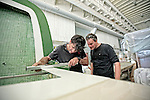 Marsaudon Composites capitalising on their expertise in composite boat building from high-tech racing yachts to custom designed super-maxis and cruise racers. Marsaudon Composites is an internationally renowned boatbuilding company based in Lorient Keroman Submarine Base, Brittany, France.