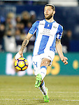 CD Leganes' David Timor during La Liga match. January 28,2017. (ALTERPHOTOS/Acero)