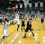 Tulane vs. University of Nebraska-Omaha (Basketball 2012)