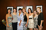 Colleen Zenk stars with 6 singers in Summer Stock NYC - Opening Night - As The World Turns' Colleen Zenk along with her daughter Kelsey Crouch Pinter (second left) and 5 actresses - Karen Mason (center), Kelly Felthous (R), Carrie Manolakos (second left), Pearl Sun (L) and Dana Steingold (second right) star as CAP 21 presents SUMMER STOCK NYC, a celebration of the Broadway Musical on July 17, 2010 at the Michael Schimmel Center for the Arts, Pace University, NYC. (Photo by Sue Coflin/Max Photos)