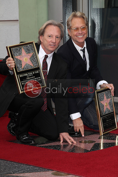 Dewey Bunnell, Gerry Beckley<br />
