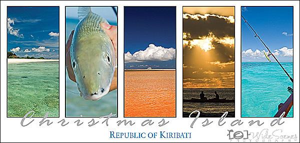 KKF10 Images of Christmas Island, Kiribati