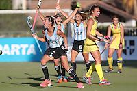 Hockey Césped 2016 Mundial Junior Argentina vs Australia