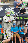 Costa Mesa, CA 06/08/13 - Zack Brenneman (Team Maverik #28) in action during the inaugural game of the LXMPRO Tour in Orange County.  The Team STX defeated Team Maverik 14-13 at Orange Coast College's Bard Stadium.