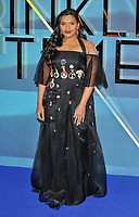 Mindy Kaling at the &quot;A Winkle In Time&quot; European film premiere, BFI Imax, Waterloo, London, England, UK, on Tuesday 13 March 2018.<br /> CAP/CAN<br /> &copy;CAN/Capital Pictures /MediaPunch ***NORTH AND SOUTH AMERICAS ONLY***