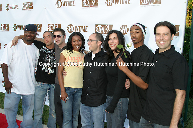 Brotherhood Cast.Showtime TCA Party.Padadena, CA.July 14, 2006.©2006 Kathy Hutchins / Hutchins Photo....