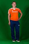 AMSTELVEEN- HOCKEY - MILA MUYSELAAR ,  lid van de trainingsgroep van het Nederlands dames hockeyteam. COPYRIGHT KOEN SUYK