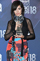 11 March 2018 - Inglewood, California - Camila Cabello. 2018 iHeart Radio Awards - Press Room held at The Forum. <br /> CAP/ADM/BT<br /> &copy;BT/ADM/Capital Pictures