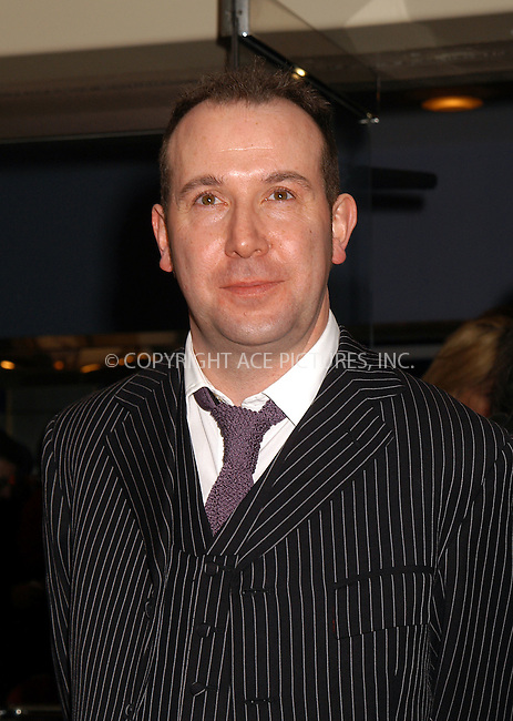 Paul McGuigan(Director) at the premiere of 'The Reckoning.' New York, March 3, 2004. Please byline: AJ SOKALNER/ACE Pictures.   ..*PAY-PER-USE*      ....IMPORTANT: Please note that our old trade name, NEW YORK PHOTO PRESS (NYPP), is replaced by new name, ACE PICTURES. New York Photo Press and ACE Pictures are owned by All Celebrity Entertainment, Inc.......All Celebrity Entertainment, Inc:  ..contact: Alecsey Boldeskul (646) 267-6913 ..Philip Vaughan (646) 769-0430..e-mail: info@nyphotopress.com