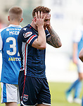 12.05.2018 St Johnstone v Ross County: Dejection from Craig Curran