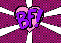 BF abbreviation for best friends