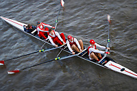 Fours Head of the River 2018<br /> <br /> To purchase this photo, or to see pricing information for Prints and Downloads, click the blue 'Add to Cart' button at the top-right of the page.