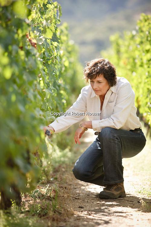 Genevieve Janssens - Director of Winemaking - Robert Mondavi Winery