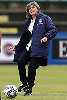 Milena Bartolini coach of Italy<br /> Castel di Sangro 12-11-2019 Stadio Teofolo Patini <br /> Football UEFA WomenÕs EURO 2021 <br /> Qualifying round - Group B <br /> Italy - Malta<br /> Photo Cesare Purini / Insidefoto