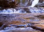 Autumn Reflection along Linville Falls, Blue Ridge Parkway