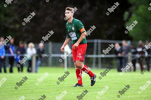 2012-07-12 / Voetbal / seizoen 2012-2013 / Houtvenne / Jef Van Hoof..Foto: Mpics.be