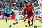 Mats Hummels (GER), Hugo Almeida (POR), JUNE 16, 2014 - Football / Soccer : FIFA World Cup Brazil 2014 Group G match between Germany 4-0 Portugal at Arena Fonte Nova in Salvador, Brazil. (Photo by Maurizio Borsari/AFLO)