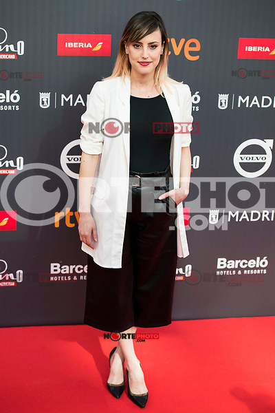 "Natalia de Molina attends to the presentation of the ""Premios Platino"" at Palacio de Cristal in Madrid. April 07, 2017. (ALTERPHOTOS/Borja B.Hojas) (NortePhoto.com)"