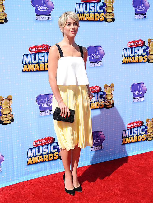 WWW.ACEPIXS.COM<br /> <br /> April 26 2014, LA<br /> <br /> Julianne Hough arriving at the 2014 Radio Disney Music Awards at Nokia Theatre L.A. Live on April 26, 2014 in Los Angeles, California.<br /> <br /> <br /> By Line: Peter West/ACE Pictures<br /> <br /> <br /> ACE Pictures, Inc.<br /> tel: 646 769 0430<br /> Email: info@acepixs.com<br /> www.acepixs.com