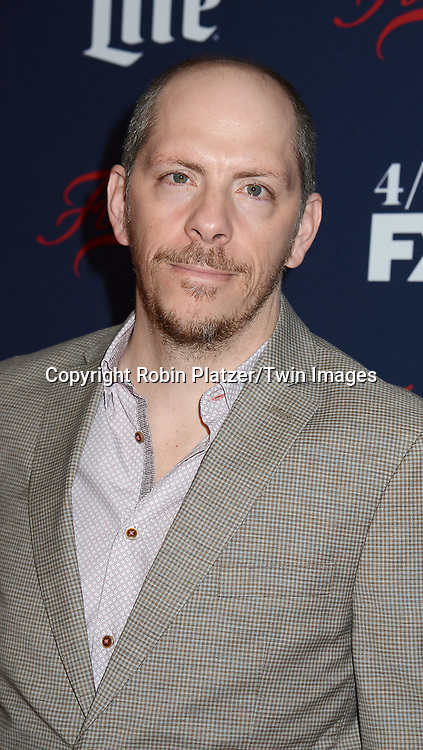 Stephen Falk attends FX's 2017 All-Star Upfront on  April 6, 2017 at SVA Theater in New York, New York, USA. <br /> <br /> photo by Robin Platzer/Twin Images<br />  <br /> phone number 212-935-0770
