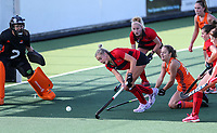 Canterbury v Midlands Women. Under 21 National Hockey Championships, North Harbour Hockey Stadium, Auckland, Tuesday 7 May 2019. Photo: Simon Watts/Hockey NZ