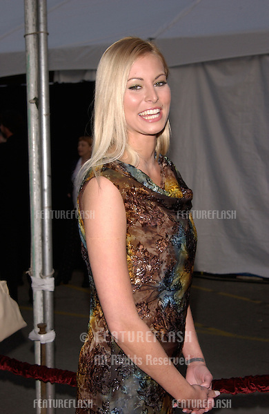 Supermodel NIKKI TAYLOR at the American Music Awards in Los Angeles..09JAN2002.  © Paul Smith/Featureflash