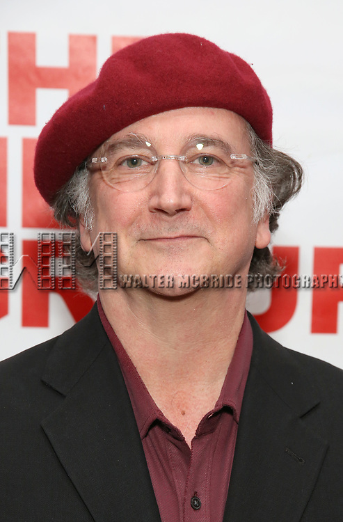 """Mark Linn-Baker attends The New Group presents the New York Premiere Opening Night of David Rabe's for """"Good for Otto"""" on March 8, 2018 at the Green Fig Urban Eatery,  in New York City."""