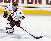 Ryan Fitzgerald (BC - 19) - The Boston College Eagles defeated the visiting Colorado College Tigers 4-1 on Friday, October 21, 2016, at Kelley Rink in Conte Forum in Chestnut Hill, Massachusetts.The Boston College Eagles defeated the visiting Colorado College Tiger 4-1 on Friday, October 21, 2016, at Kelley Rink in Conte Forum in Chestnut Hill, Massachusett.