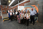 Women in Engineering<br /> Pupils and staff from Ysgol Garth Olwg visiting Wales &amp; West Utilities training facility in Treforest.<br /> Pontypridd<br /> 23.06.14<br /> &copy;Steve Pope-FOTOWALES