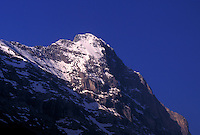 Eiger, Switzerland, North Face, Grindenwald, Berne, Bern, Bernese Alps, summit, mountain, Bernese Oberland.
