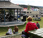 Dawson City music fest 2010,THE YUKON TERRITORY, CANADA