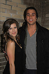 One Life To Live Kelley Missal & Lenny Platt at My Big Gay Italian Wedding on March 18, 2011 (also 3-17- & 3-20) at St. Luke's Theatre, New York City, New York. (Photo by Sue Coflin/Max Photos)