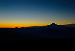 Mount Hood at dawn