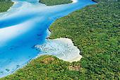 Ile des Pins, Baie d'upi