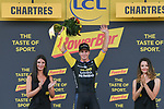 Dylan Groenewegen (NED) Team LotoNL-Jumbo wins Stage 7 of the 2018 Tour de France running 231km from Fougeres to Chartres, France. 13th July 2018. <br /> Picture: ASO/Pauline Ballet | Cyclefile<br /> All photos usage must carry mandatory copyright credit (&copy; Cyclefile | ASO/Pauline Ballet)