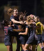 Stanford Soccer W vs Arizona, September 28, 2017