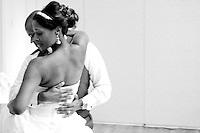 Robert & Apreal Bailey Wedding