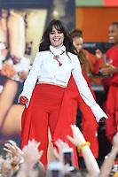 JUL 20 Camila Cabello Performs On ABC's Good Morning America
