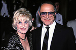 Lorna Luft and Sid Luft at the the 'Grease 2' Premiere Party on June 9, 1982 at the Red Parrot in New York City.