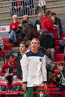 Jefferson City Jays Varsity basketball team versus the Marquette Mustangs Varsity basketball team in a game at Jefferson City High School, Friday, February 7, 2014.