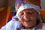 Maria is a Nama grandmother, born in 1920, who remembers the colonial times and preserves the old traditions of the Nama people.