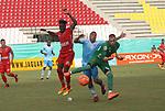 Jaguares igualó como local 1-1 ante Patriotas. Fecha 15 Liga Águila I-2017.