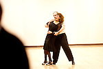 Ed Dittell and Pina Tomassi dance at the Singles Dance at the Sundial Auditorium in Sun City Friday night, January 8, 2010.