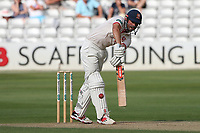 Alastair Cook in batting action for Essex during Essex CCC vs Warwickshire CCC, Specsavers County Championship Division 1 Cricket at The Cloudfm County Ground on 14th July 2019