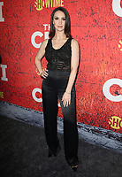 03 January 2018 - Los Angeles, California - Alixandra von Renner. Showtime's &quot;The Chi&quot; Los Angeles Premiere held at Downtown Independent.     <br /> CAP/ADM/FS<br /> &copy;FS/ADM/Capital Pictures