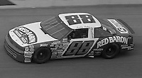 Buddy Baker #88 Oldsmobile Daytona 500 at Daytona International Speedway in Daytona Beach, FL on February 14, 1988. (Photo by Brian Cleary/www.bcpix.com)